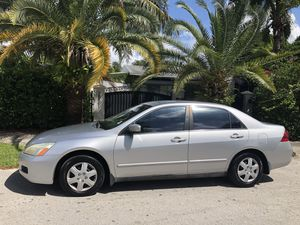 2007 Honda Accord for Sale in Coral Gables, FL