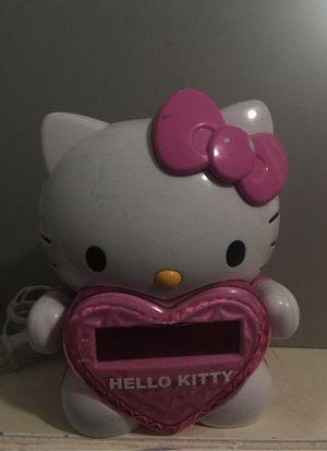 Hello Kitty Clock for Sale in Dallas, TX