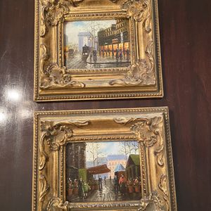 French Oil Paintings for Sale in Fairfield, CT
