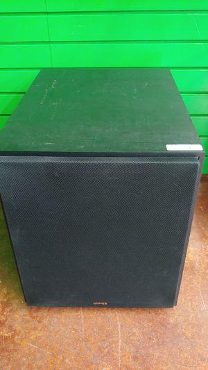 "Subwoofer Klipsch 12"" 300watt for Sale in San Marcos, TX"