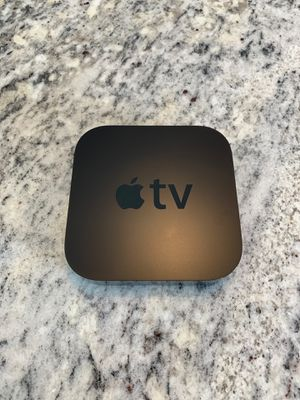 Apple TV 2nd Generation for Sale in Greensboro, NC