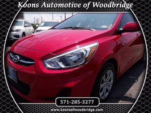 2017 Hyundai Accent for Sale in Woodbridge, VA