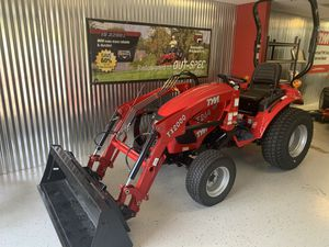New 25hp Diesel TYM Tractor for Sale in Clinton Township, MI