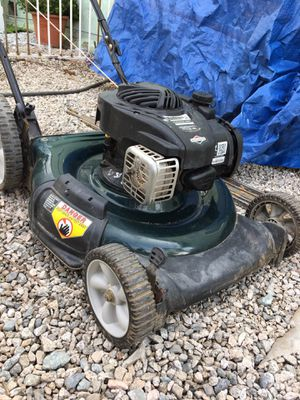 Lawnmower working excellent for Sale in San Bernardino, CA
