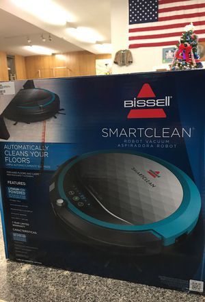 Bissell Smartclean Robot Vacuum for Sale in Houston, TX