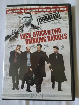 Lock Stock and Two Smoking Barrels for Sale in Chandler, AZ
