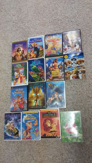 Disney & Other DVD's for Sale in Apple Valley, MN