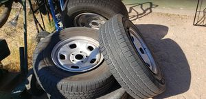 Dodge ram stock rims and tires for Sale in Henderson, NV