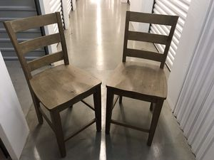 Rustic bar stools for Sale in San Francisco, CA