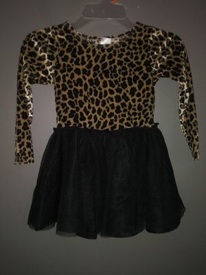 ***GIRL'S SIZE 3T ANIMAL PRINT TUTU OUTFIT!*** for Sale in Dallas, TX