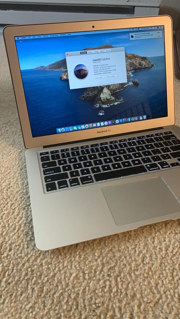 MacBook Air 2017 13inch