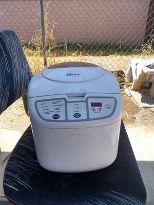 Oster bread maker model number 5838 for Sale in Glendale, AZ