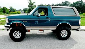 1996 Ford Bronco XLT Everything Works Great for Sale in Fresno, CA