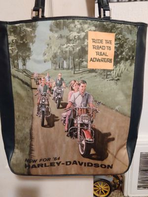 Harley Davidson tote for Sale in McKeesport, PA