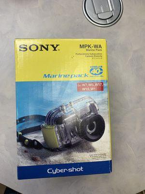 Sony Waterproof Camera for Sale in Dallas, TX