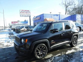 2016 Jeep Renegade for Sale in Redford Charter Township,  MI