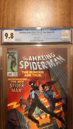 Amazing Spider-Man: Renew Your Vows #13 9.8 CGC for Sale in Seattle, WA