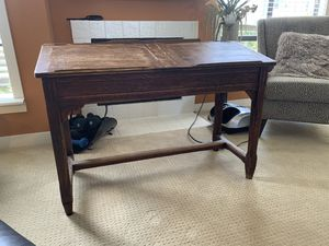Antique classroom desk for Sale in Carlsbad, CA