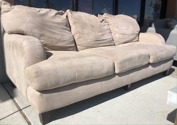 Tan Loveseat & Sofa Set for Sale in Philadelphia,  PA