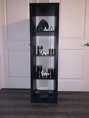 "Beautiful 4 Shelves Multifunctional Cabinet size 58"" Long x 17"" Wide for Sale in Norwalk, CA"