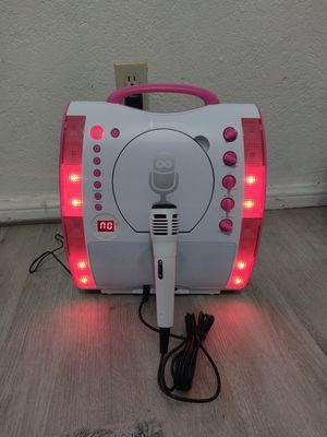 Karaoke singing machine classic for Sale in San Diego, CA