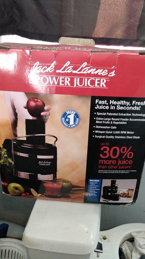 Juicer power for Sale in Rossville, GA