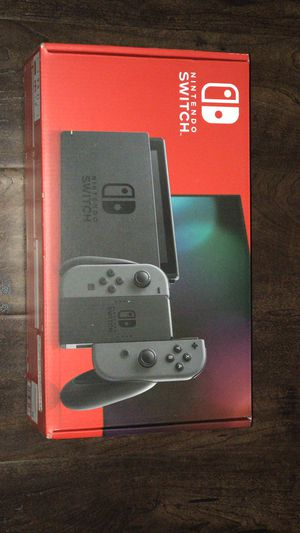 Nintendo Switch . ( Never Opened ) for Sale in Henderson, NV