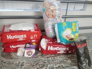 Diapers size N & 1 for Sale in Chandler, AZ