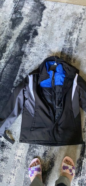 Big boy jacket rebook size 18to 20 for Sale in US