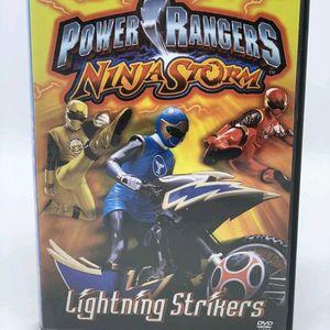 Power Rangers Ninja Storm Vol. 3: Lightning Strikes for Sale in Oxnard, CA