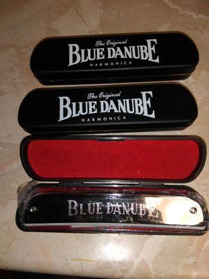 New With Case Danube Harmonicas $10 ea for Sale in La Verne, CA