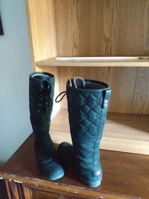 """UGG"" long size 8.5 woman's boots for Sale in Portland, OR"