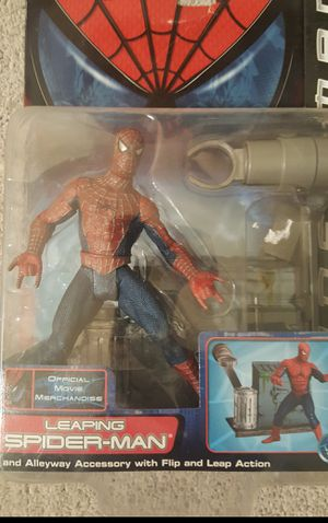 Highly Collectable Leaping SPIDER-MAN Action Figure From MARVEL for Sale in Chandler, AZ
