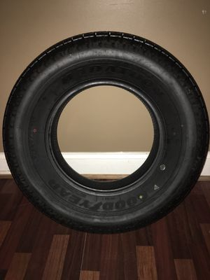 One New Goodyear Trailer Tire ST225/75r15 for Sale in Liberty, SC