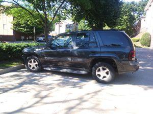2004 Chevrolet Trailblazer 4WD LT sunroof Cold Ac 100 K miles Original for Sale in Harrisonburg, VA