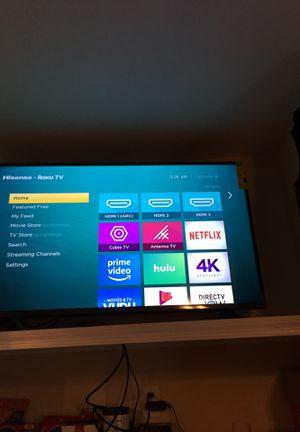 50 inch smart tv for Sale in Orlando, FL