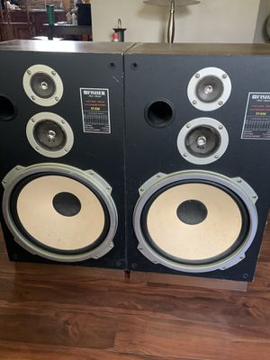 Fisher ST-830 Vintage Speakers for Sale in Mitchell, IL