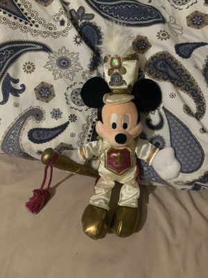 Disney Disneyland 50th Anniversary Mickey Mouse for Sale in San Diego, CA