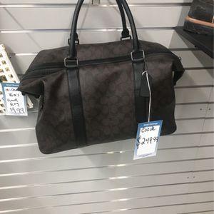 COACH DUFFLE BAG for Sale in Austin, TX
