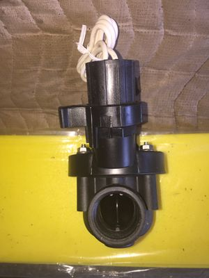 Rain bird sprinkler valve for Sale in Anaheim, CA