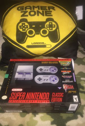 Mini Super Nintendo new $150$ for Sale in Orlando, FL