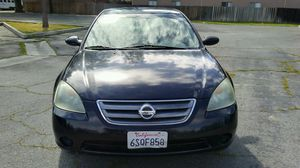 2004 Nissan Altima 2.5s for Sale in Fresno, CA