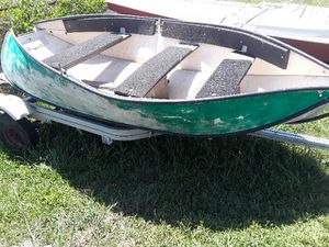 8' port a boat for Sale in Seadrift, TX