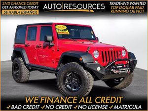 2014 Jeep Wrangler Unlimited for Sale in Merced, CA