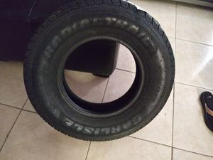 Utility trailer or pop up trailer tires brand new(2) for Sale in Apple Valley, CA
