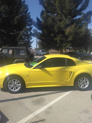 2001 Ford Mustang for Sale in Peoria, AZ