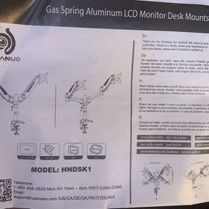 LCD Monitor Desk Mounts for Sale in Hacienda Heights, CA
