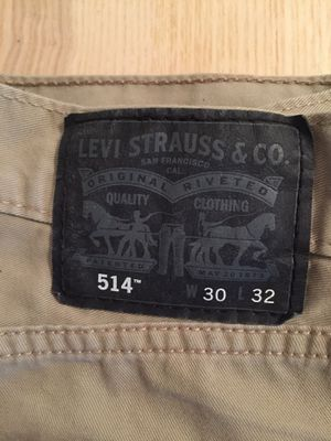 Levi Pants - Mens for Sale in Tampa, FL