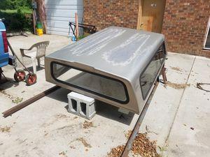 7ft Ranger Camper Shell / Truck Topper for Sale in Sugar Creek, MO