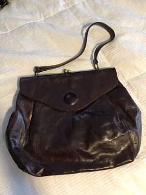 Brown leather hobo purse for Sale in Lutz, FL